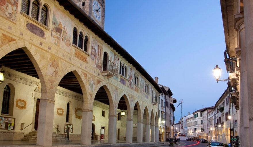 Conegliano between Wine and Art