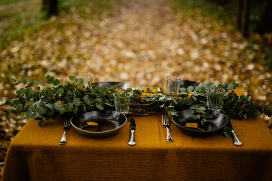 Autumn at the table